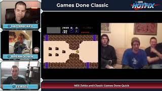 Games Done Classic - The Legend of Zelda and Zelda II: The Adventure of Link