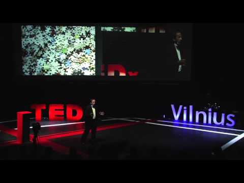 Fulfilling the Promise of the Digital Age: Dr. Jim Poisant at TEDxVilnius