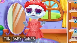 Kitty Love Game - My Fluffi Friend Fun Baby Games