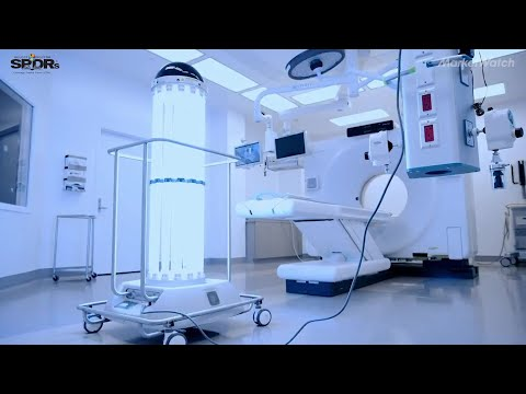 How Your Hospital Room May Soon Be Cleaned By Robots With UV-C Tech