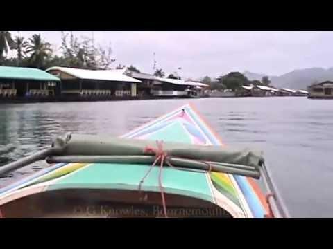 Kanchanaburi, boat trip from River Kwai bridge to Chungkai War Cemetery, Thailand. ( 22 )