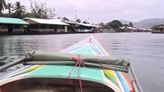Kanchanaburi, boat trip from River Kwai bridge to Chungkai War Cemetery, Thailand. ( 22 )
