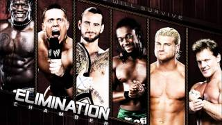 WWE Theme: Elimination Chamber '12 - This Means War HD