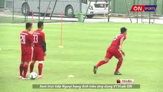 U23 Việt Nam tham dự giải giao hữu quốc tế