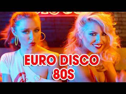 Italo Disco Dance Tonight II Euro Disco 80s Megamix II Golden Oldies 80s Disco hits