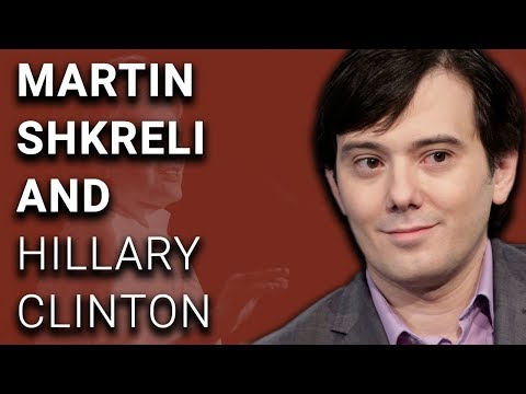 Pharma Bro Martin Shkreli Jailed for Offering Hillary Hair Ransom