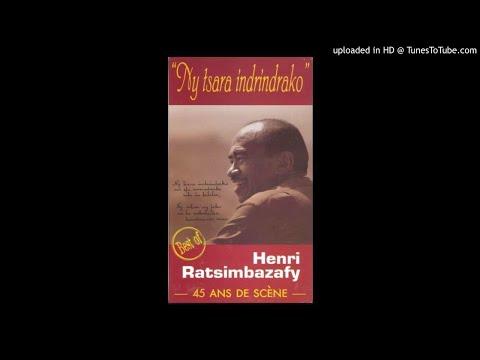 IANAO --HENRI RATSIMBAZAFY--1969.