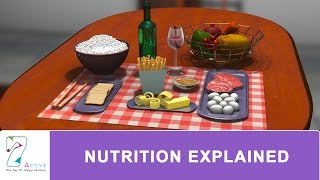 NUTRITION EXPLAINED