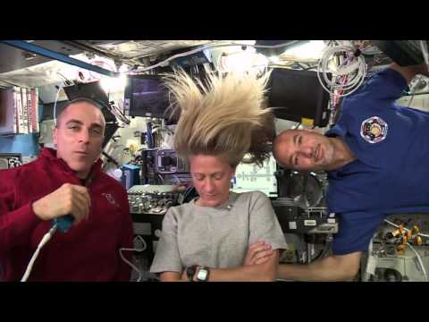 Inside the ISS -  Expedition 36 Science