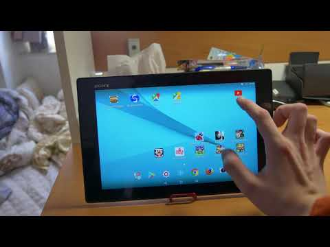 Sony Xperia Tablet Z: 4.5 years after