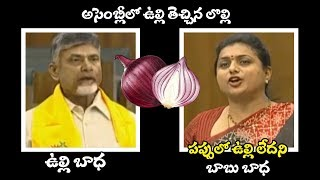 MLA Roja Powerful Speech in AP Assembly Winter Session 2019 || AP Assembly