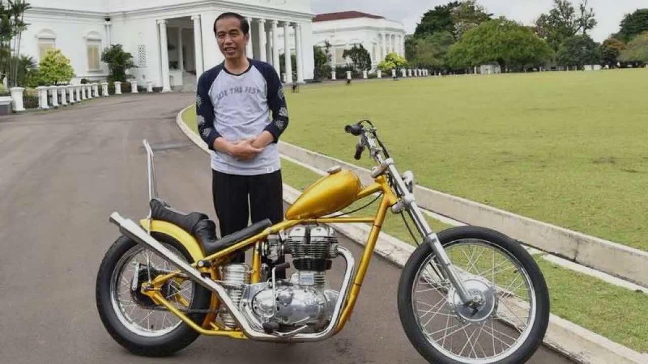 Modifikasi Motor Chopper Indonesia