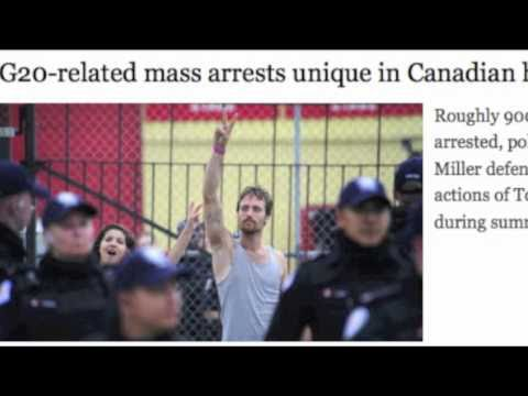 Capitalism Is The Crisis teaser 2 The G20 Summit in Toronto and Austerity Measures