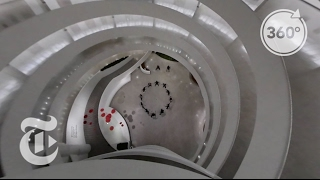 Bodies Bending Sound in the Guggenheim | The Daily 360 | The New York Times thumbnail