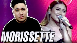 Morissette Amon - Rise Up (with Whistle) | Love Gala Celebration (Highest Quality 1080p) REACTION!!!
