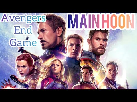Main Hoon || Avengers End Game Song In Hindi By Sanam Puri