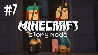 TIME TO FIGHT - MINECRAFT STORY MODE (EP.7)