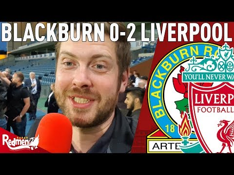 MARKOVIC IS BACK!! | Blackburn v Liverpool 0-2 | Paul's Match Reaction