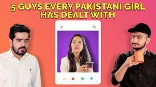 5 Guys Every Pakistani Girl Has Dealt With | MangoBaaz