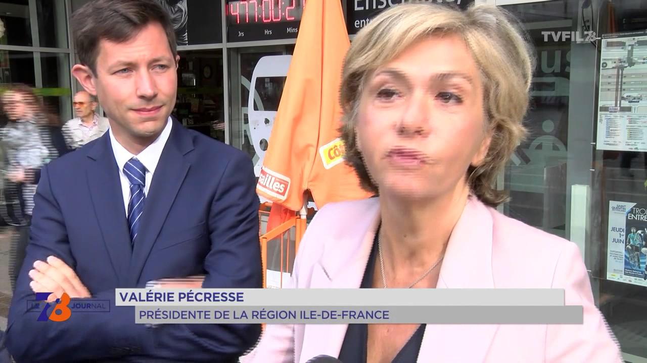 1ère circonscription : le soutien de V. Pécresse au candidat LR