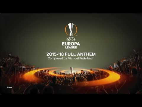 UEFA Europa League 2015-18 Full Anthem