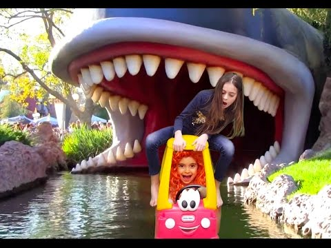 Thumbnail: Surprise Trip in Whale Mouth- Cozy Coupe Ride