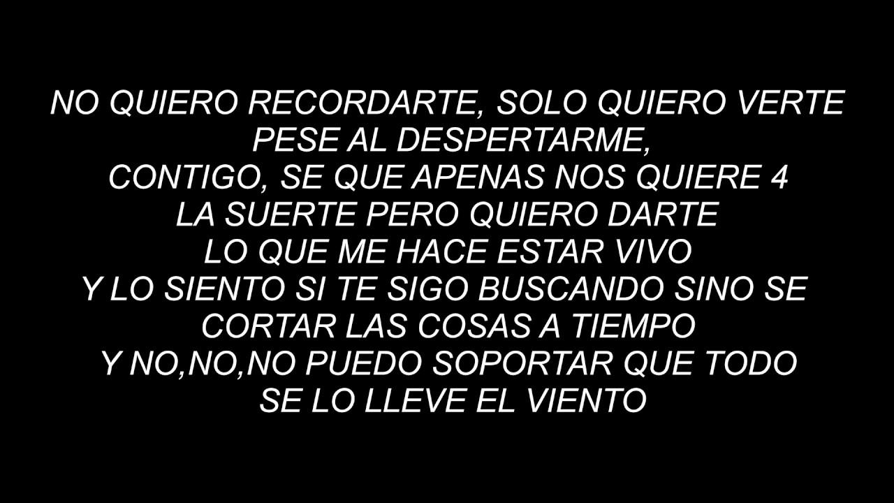Karaoke Dime Quien Ama De Verdad Beret Youtube