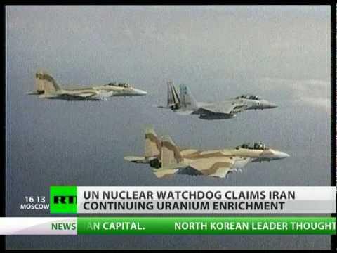 UN: Iran still enriches, has uranium for 3 nukes