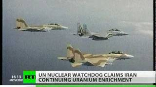UN: Iran still enriches, has uranium for 3 nukes