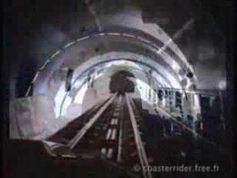 Space Mountain Mission 1+2 Paris - YouTube