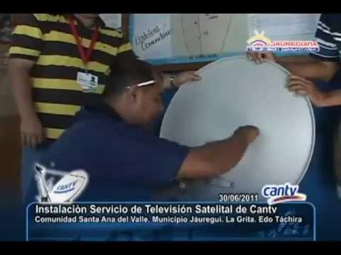 Procedimiento Instalacion de Antena FTA