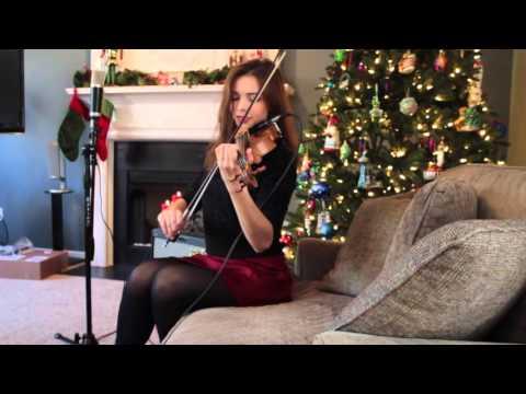 Christmas Medley Violin Cover