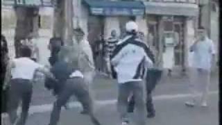 Tunisiens Algeriens Vs Hooligans marseille 1998