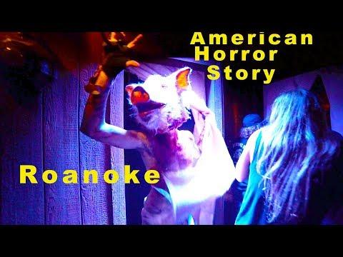American Horror Story: Roanoke - Halloween Horror Nights 2017 (Universal Studios Hollywood, CA)