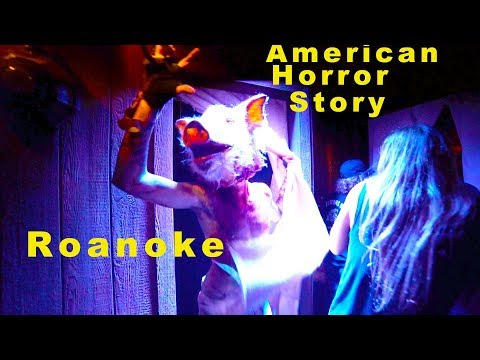 American Horror Story: Roanoke - Halloween Horror Nights 2017 (Universal Studios Hollywood, CA)