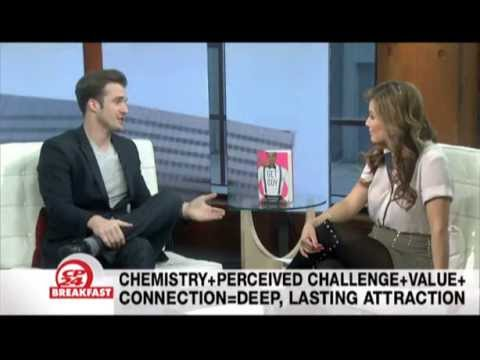 CP24 Breakfast Interview with Relationship Expert Matthew Hussey