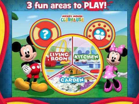 - Mickey Mouse Clubhouse Color And Play Coloring App For Kids - YouTube