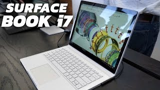 We go hands-on with Microsoft's new Surface Book! Check out the new...