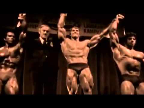 Мотивация от Арни  Я хочу быть чемпионом!!!
