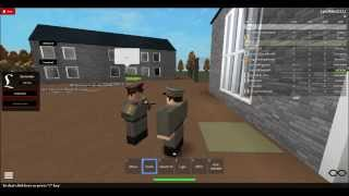 Roblox: Exposing a 130 Panzer Lehr Division HR! (Funny)