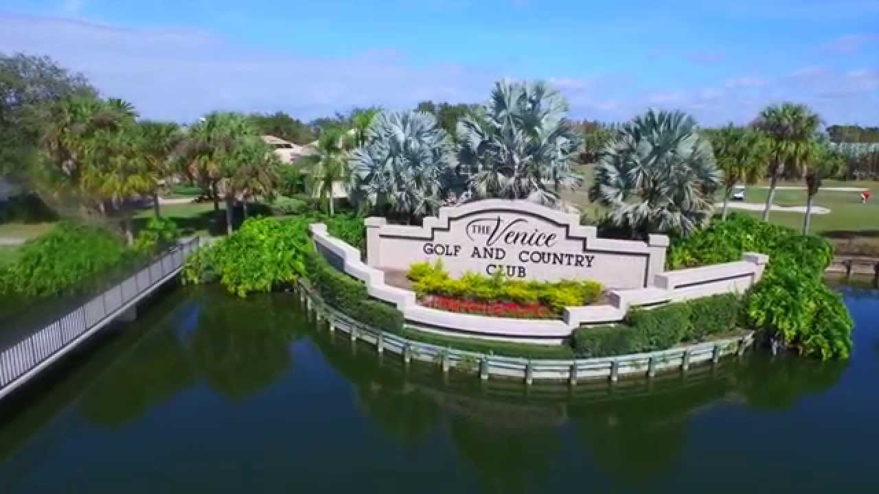Venice Golf & Country Club in Venice, Florida - YouTube