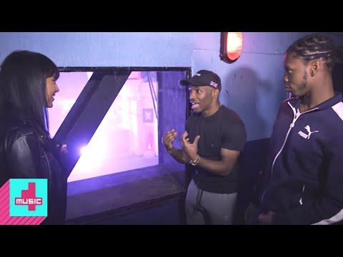 Krept & Konan - Mosh Pits & Michael Jackson | Backstage at Brixton Academy Pt.2