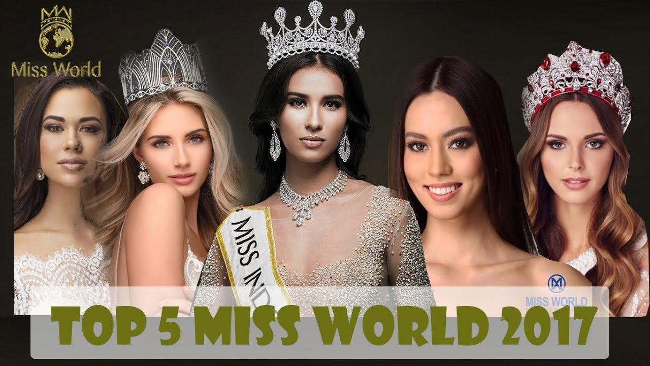 Image result for top 5 of miss world 2017 pic