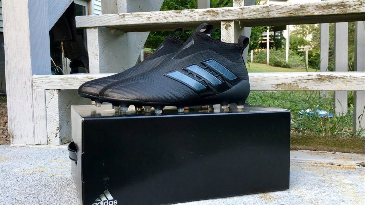 100% authentic 485fd 42afa ... UNBOXING ADIDAS ACE 17+ PURECONTROL MAGNETIC STORM ...