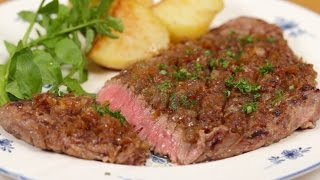 Chaliapin Steak Recipe  Cooking with Dog