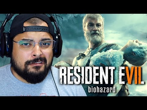 RESIDENT EVIL 7 END OF ZOE DLC #01 – O INICIO DO RESGATE DA ZOE