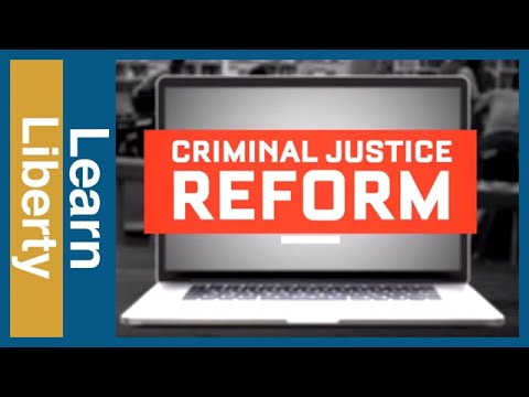 2016 Presidential Election: Criminal Justice Reform - Learn Liberty