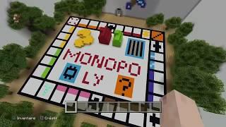CACHE CACHE SUR MINECRAFT MAP MONOPOLY ! | EPISODE 14 ! | PS4 FR | TROLL KIKOO HEROBRINE EN FRANÇAIS