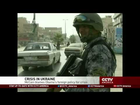 Obama's Foreign Policy and the Ukraine Crisis