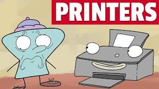 Every Printer Ever